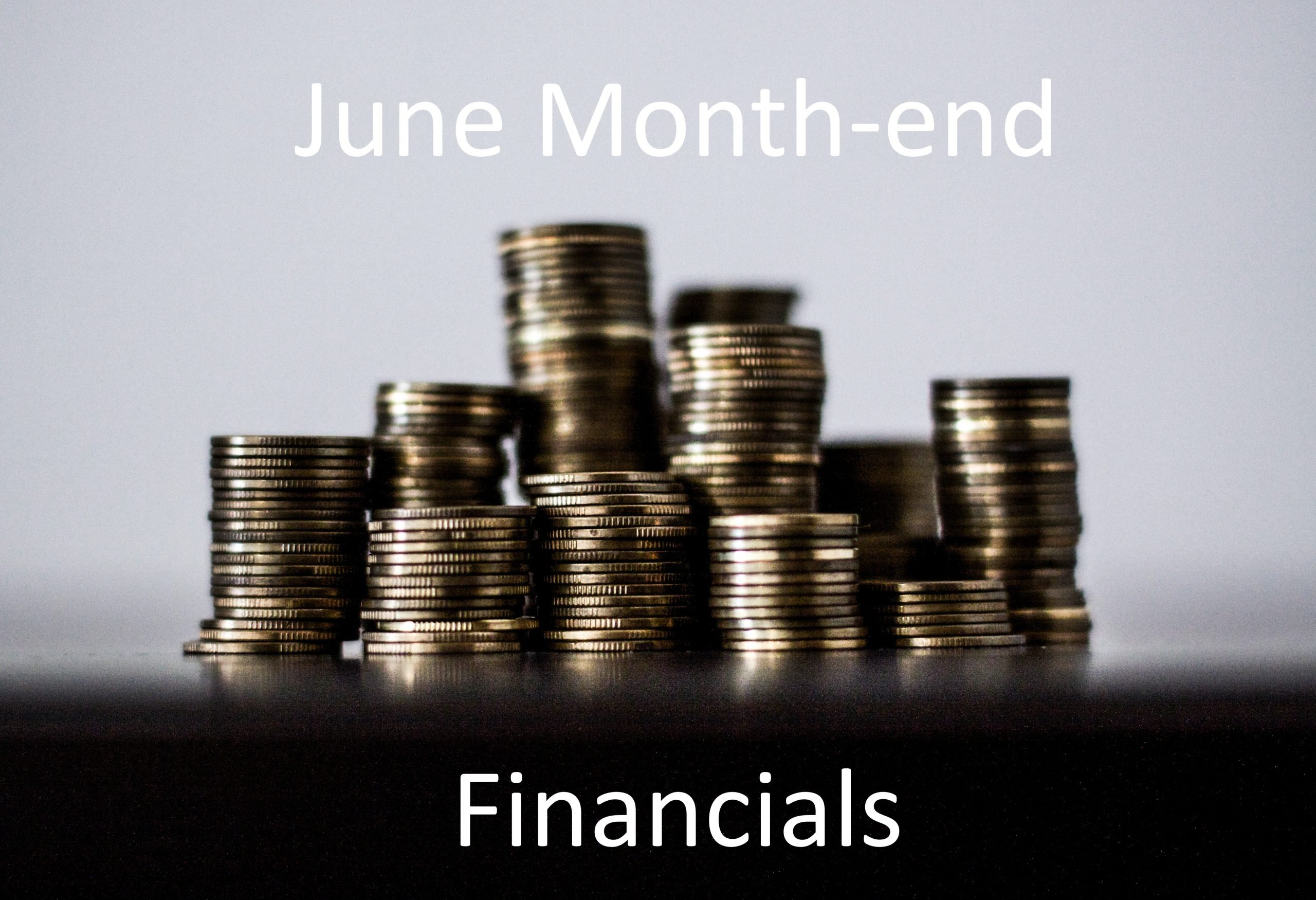 Financial Update: July 2018 is here!